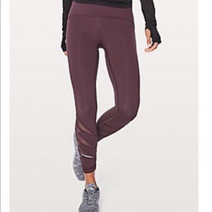 Motionful 7/8 lululemon leggings size 6!